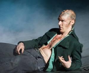 Benedict Cumberbatch (as Creature)