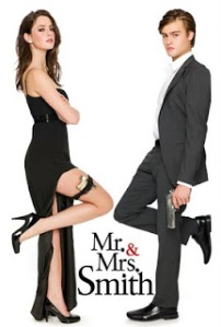 Douglas Booth & Kaya Scodelario are... Mrs & Mrs Smith