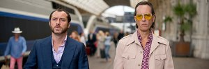 Dom Hemingway starring Jude Law, Review, Trailer