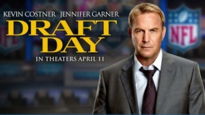 Draft Day, very much for American football fans, review, trailer