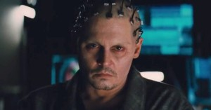 Johnny Depp's Transcendence dies at weekend box office