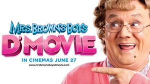Mrs. Brown's Boys D'Movie Official Trailer 1