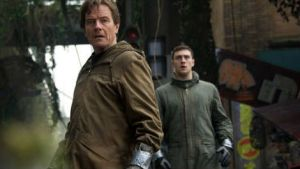 Godzilla, what you expect, but in a good way, review, trailer