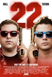 22 Jump Street review trailer