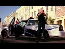 Bruce Willis from Red one of the best car stunts ever
