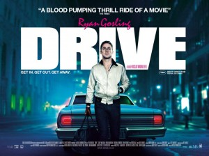 Drive Ryan Gosling Start of car chase scene