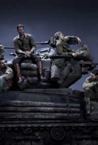 FURY Official First Look (2014) Brad Pitt, Shia LaBeouf