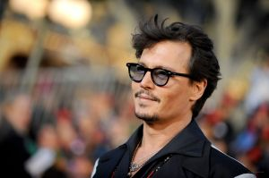 Johnny Depp reveals the cool shades are due to being incredibly short sighted