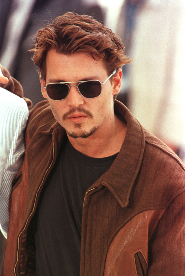 Johnny Depp reveals the cool shades are due to being