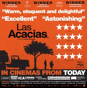 Las Acasias is a good film but not a great horror review trailer