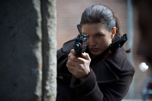 Haywire Gina Carano review trailer