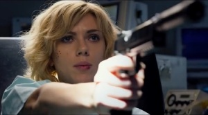 Lucy sci-fi movie images, trailer, Scarlett Johansson
