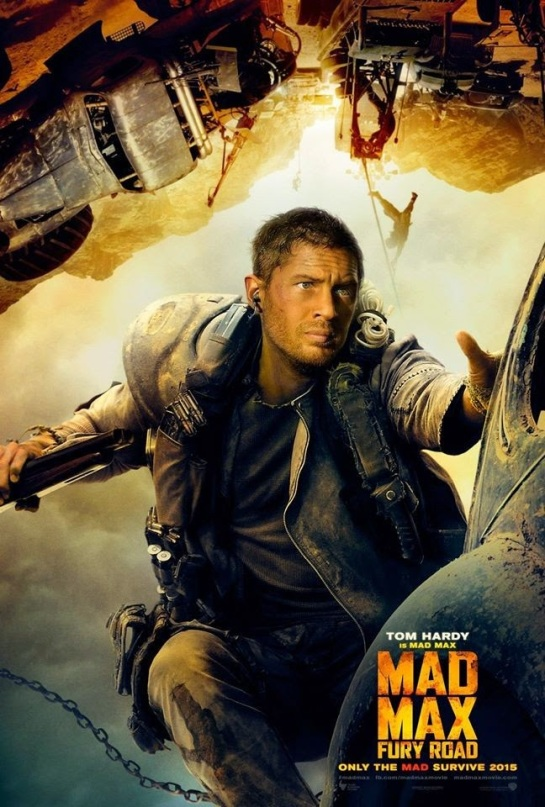 Mad Max Fury Road Teaser Trailer and Posters