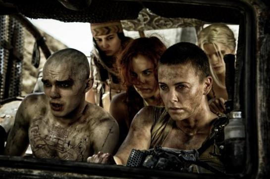Mad Max Fury Road Teaser Trailer Posters Stills