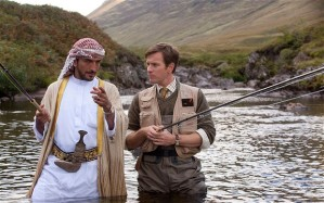 Salmon Fishing in the Yemen is fun and inoffensive review trailer