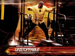 Denzel Washington Unstoppable, quick review trailer