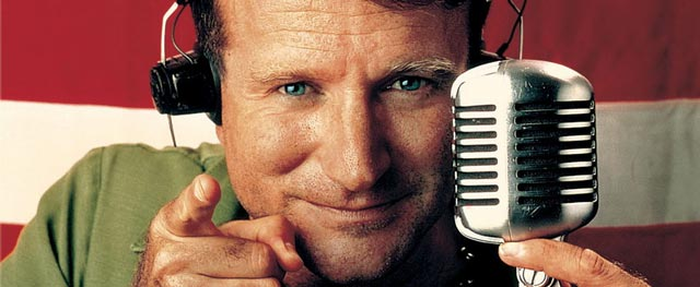 Robin Williams: Career in Pictures