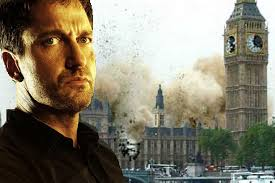London Has Fallen new images of Olympus has Fallen sequel