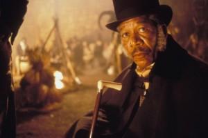Morgan Freeman Biography Filmography- Amistad