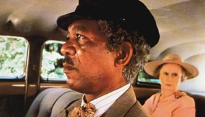 Morgan Freeman Biography Filmography- Driving Miss Daisy