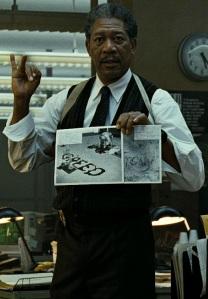 Morgan Freeman Biography Filmography Seven