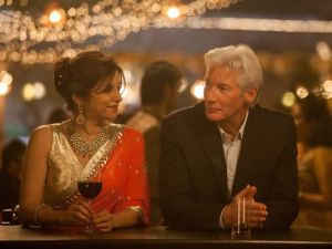 The Second Best Exotic Marigold Hotel Trailer (2015) Richard Gere