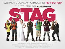 The Stag comedy movie quick review trailer