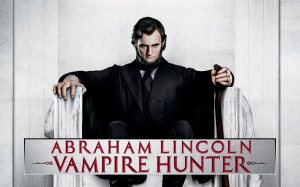 Abraham Lincoln Vampire Hunter review trailer