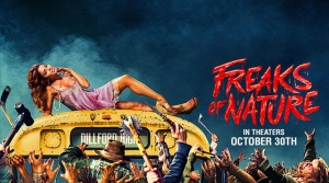 Freaks of Nature trailer , Aliens, Vampires, Zombies take on humanity