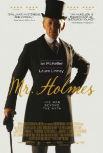 Mr Holmes Quick review, trailer