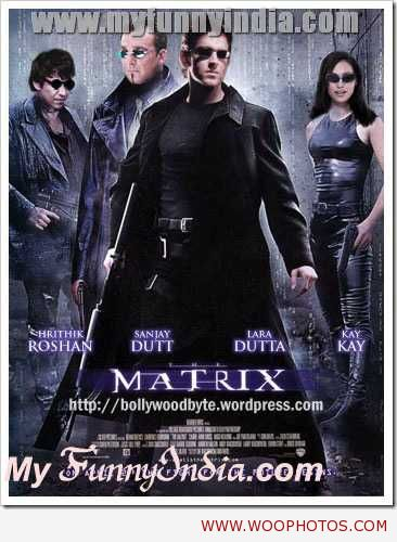 The Matrix.. well if Neo was Indian .. strange Bollywood Matrix rip off movie1
