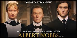 Albert Nobbs ,surprisingly good, review trailer b
