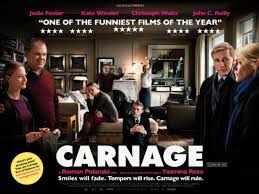 Carnage far from the best from Roman Polanski review trailer,