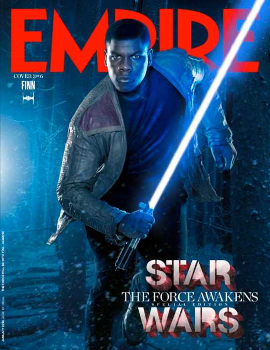 Empire Magazine reveals exclusive Star Wars cover shots 3