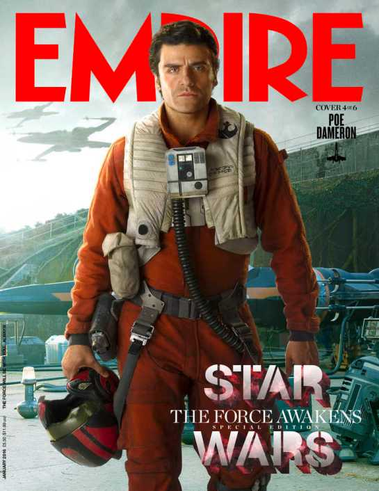 Empire Magazine reveals exclusive Star Wars cover shots 4