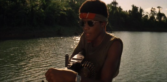 Laurence Fishburne – at 14 lied about his age to fly across the world and star in Apocalypse Now.