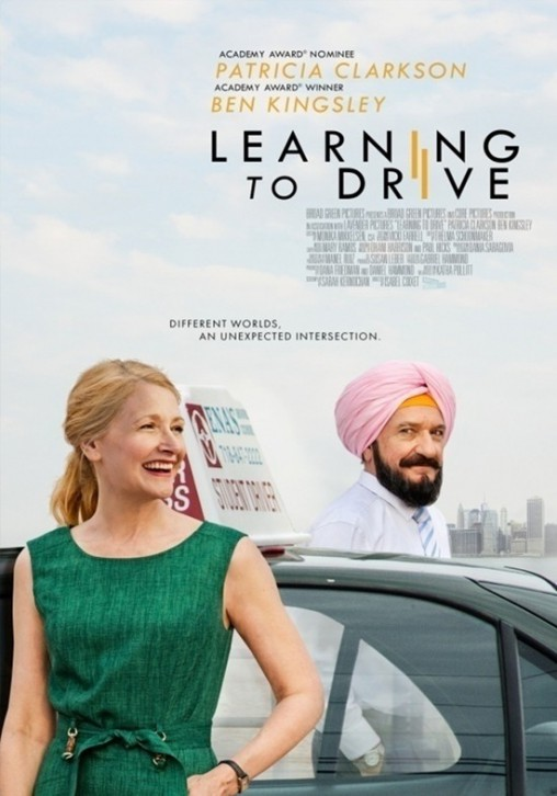 Learning to Drive is a kind of Driving Miss Daisy quick review trailer,
