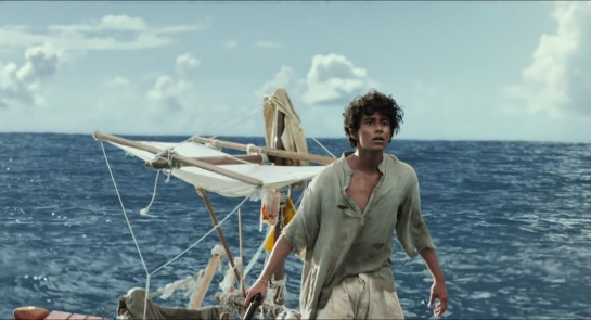 Life of Pi transformed into a visual masterpiece review trailer.