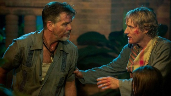 NO ESCAPE -Owen Wilson Quick review trailer1