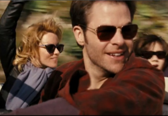 People Like Us, Chris Pine review trailer