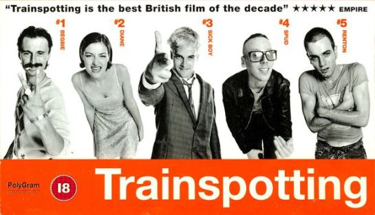 Robert Carlyle says new Trainspotting script is the F--ing best he has ever read,