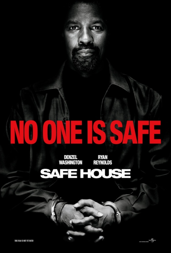 Safe House sort of works with Ryan Reynolds Denzel Washington review