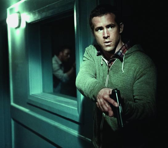 RYAN REYNOLDS as rookie operative Matt Weston in the action-thriller ?Safe House?.