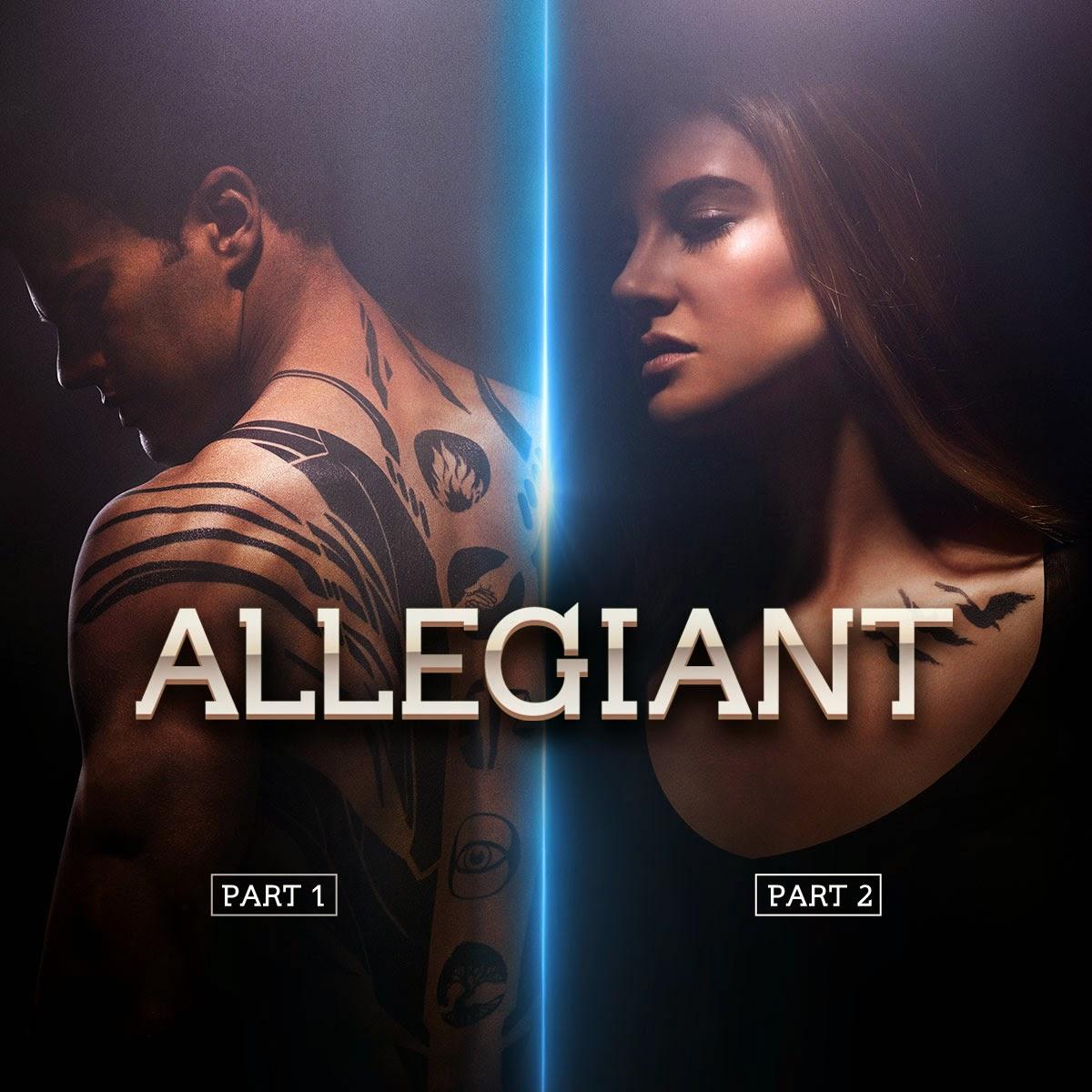 The Divergent Series Allegiant Trailer
