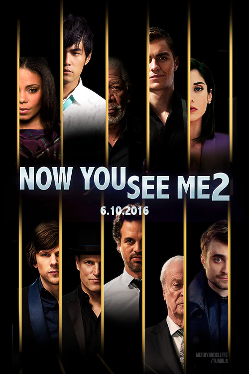 The Four Horsemen are back Now You See Me 2 trailer images  5