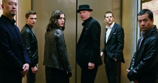 The Four Horsemen are back Now You See Me 2 trailer images   v