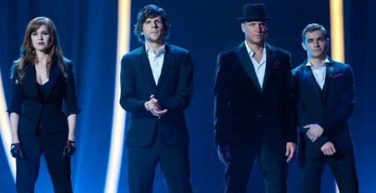 The Four Horsemen are back Now You See Me 2 trailer images,.