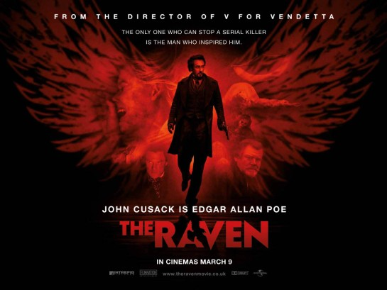 The Raven review trailer