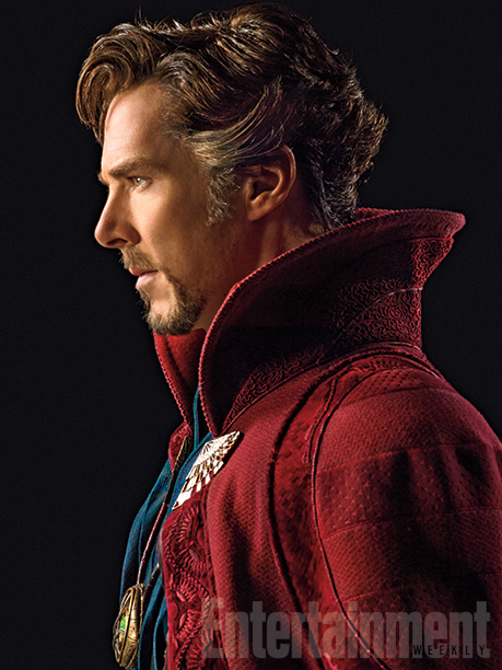 Doctor Strange Cumberbatch new images 1