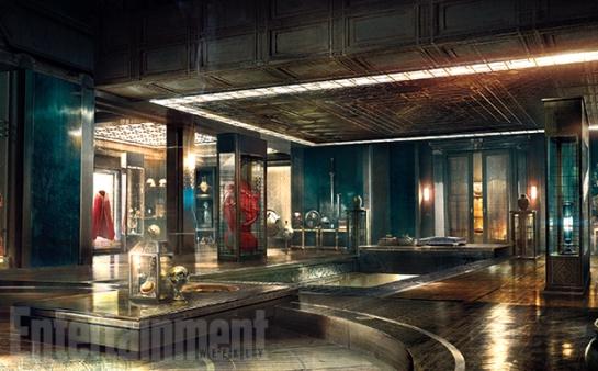Doctor Strange Cumberbatch new images 2